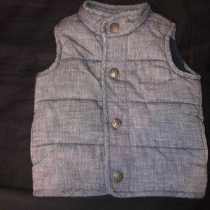 Infant old navy puffer vest